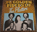 20 Golden Pieces Of The Platters - The Platters