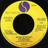 Brass In Pocket (I'm Special) - The Pretenders