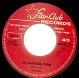 Do Wah Diddy Diddy / Betty Jean - The Rattles