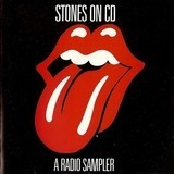 Stones On CD A Radio Sampler - The Rolling Stones