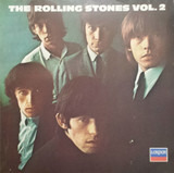 No. 2 - The Rolling Stones