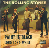 Paint It, Black / Long Long While - The Rolling Stones