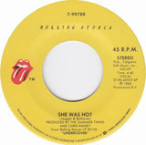 She was hot - The Rolling Stones