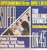 Super 4 On 45 - The Rolling Stones