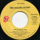 Time Is On My Side - The Rolling Stones