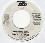 Weekend Girl - The S.O.S. Band