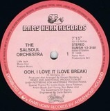 Ooh, I Love It (Love Break) - The Salsoul Orchestra