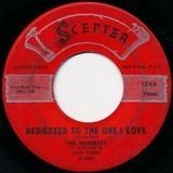 Dedicated To The One I Love / Look A Here Baby - The Shirelles