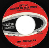 Don't Say Goodnight And Mean Goodbye - The Shirelles