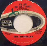 It's Love That Really Counts / Stop The Music - The Shirelles
