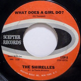 What Does A Girl Do? - The Shirelles