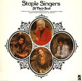 Staples Singers At Their Best - The Staple Singers