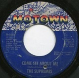 Come See About Me / Always In My Heart - The Supremes