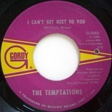 I Can't Get Next To You - The Temptations