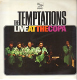 Live at the Copa - The Temptations