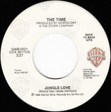 Jungle Love / The Bird - The Time