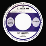 "The Ice Cream Man/Theme From ""The Scales Of Justice"" - The Tornados"