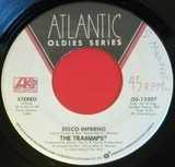 Disco Inferno / The Night The Lights Went Out - The Trammps