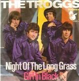 Night Of The Long Grass - Girl In Black - The Troggs