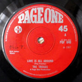 Wild Thing / Love Is All Around - The Troggs