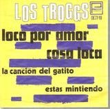 Night Of The Long Grass / Girl In Black / Give It To Me / You're Lying - The Troggs