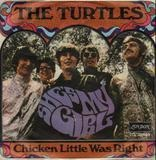 She's My Girl / Chicken Little Was Right - The Turtles