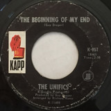 The Beginning Of My End / Sentimental Man - The Unifics