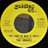 The Land Of Milk And Honey / True Lovers - The Vogues