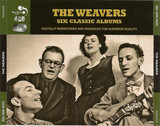 Six Classic Albums - The Weavers
