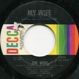Behind Blue Eyes / My Wife - The Who