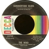 Summertime Blues / Heaven And Hell - The Who
