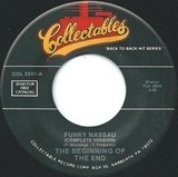 Funky Nassau / Nobody But You Babe - The Beginning Of The End / Clarence Reid