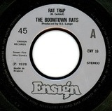Rat Trap - The Boomtown Rats