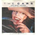 Just What I Needed / I'm In Touch With Your World - The Cars