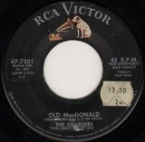 Old MacDonald / Dandilyon - The Chargers With Shorty Rogers And His Orchestra