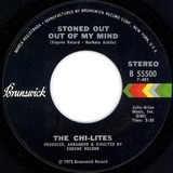 Stoned Out Of My Mind / Someone Elses Arms - The Chi-Lites