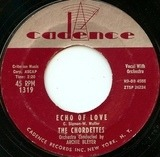 Echo Of Love - The Chordettes
