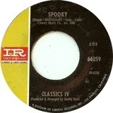 Spooky / Poor People - The Classics IV