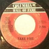 Take Five / Blue Rondo A La Turk - The Dave Brubeck Quartet