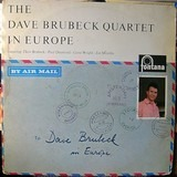 IN EUROPE - The Dave Brubeck Quartet