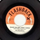 Ready Or Not Here I Come (Can't Hide From Love) / Break Your Promise - The Delfonics