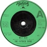Mile High - The Fatback Band