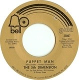 Puppet Man / Love's Lines Angles And Rhymes - The Fifth Dimension