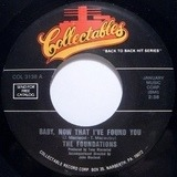 Baby, Now That I've Found You / Build Me Up Buttercup - The Foundations