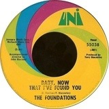 Baby, Now That I've Found You / Come On Back To Me - The Foundations