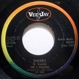 Sherry / I've Cried Before - The Four Seasons