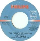 Will You Love Me Tomorrow - The Four Seasons