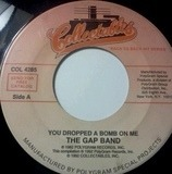 You Dropped A Bomb On Me / Party Train - The Gap Band