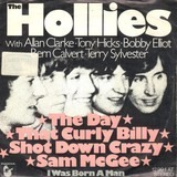 The Day That Curly Billy Shot Down Crazy Sam McGee - The Hollies