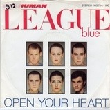 Open Your Heart - The Human League